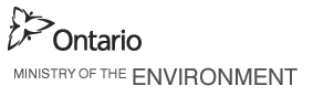 logo for Ministry of the Environment